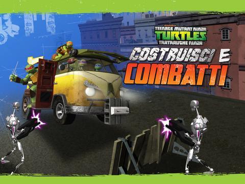 TMNT: Costruisci e combatti