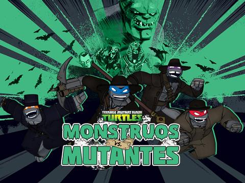 TMNT: Monstruos vs. Mutantes