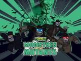 Tortues Ninja : monstres VS mutants