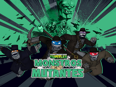 TMNT: Monstros vs. Mutantes