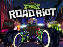 Rise of the Teenage Mutant Ninja Turtles: Road Riot