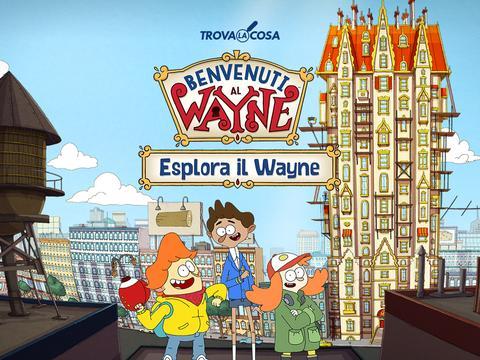 Benvenuti al Wayne: Esplora il Wayne