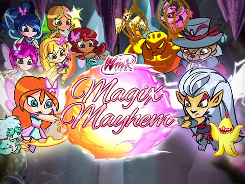 Winx Club: Magix Mayhem