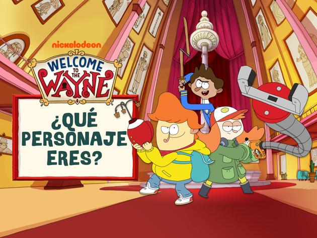 El Edificio Wayne: ¿Qué personaje eres?