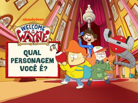 O Edifício Wayne: Qual Personagem Você É?