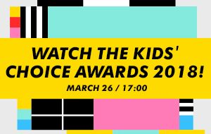 Kids choice awards 2018 sweepstakes