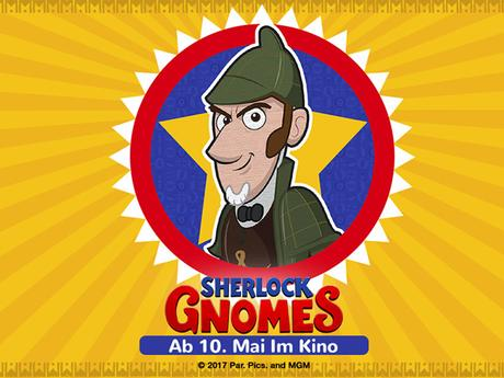 Sherlock Gnomes - Finde Den Unterschied