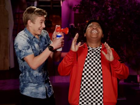 KCA Pranks met Game Shakers!
