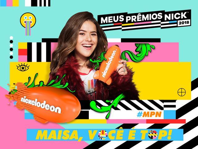 Maísa é a apresentadora do #MPN 2018!