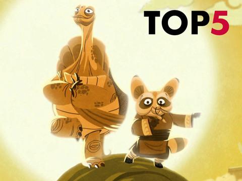 Kung FU Panda   Short   Relatos Animados