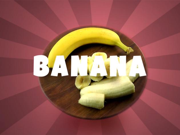 Porco Cabra Banana Grilo | Short | Como Desenhar Banana