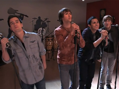 Big Time Rush | Short | Hago lo que sea por tí