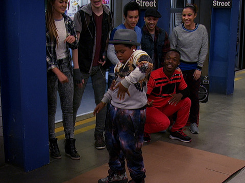 Game Shakers | Short | Breakdance