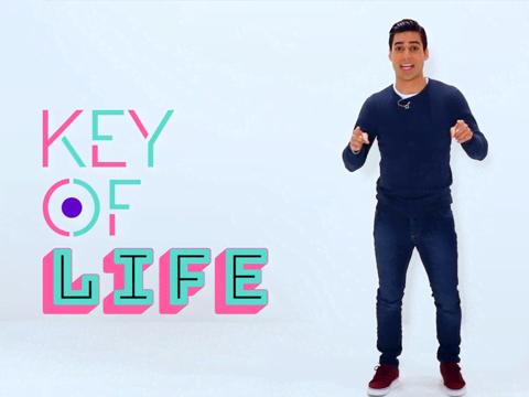 "Kally's Mashup | Short | Aprenda a coreografia de ""Key Of Life"""