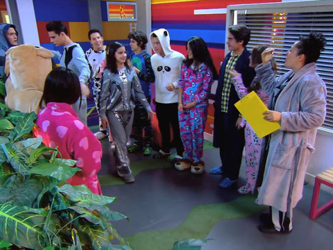 Yo Soy Franky | Short | Desfile de Pijamas