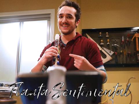 Engenhocas Bobocas | S1 | Episódio 4 | Websérie | Flauta sentimental