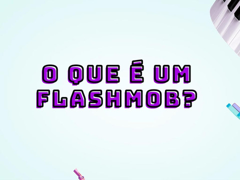 Kally's Mashup | Short | Bastidores do flashmob