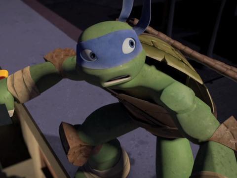 Tartarugas Ninja | Short | Leo vs. Karai