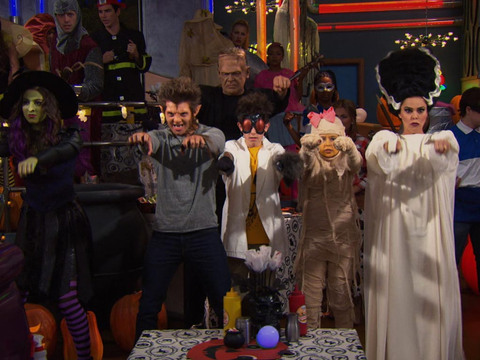 The Thundermans | Shorts | Thundermans em clima de Halloween