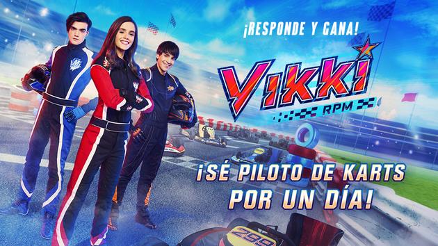 MÉXICO: ¡Participa para ser piloto de karts por un día!