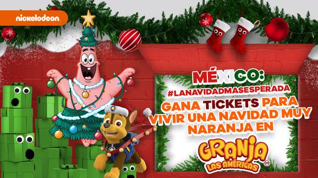 MÉXICO: ¡Participa por entradas para la Navidad Naranja 2017!