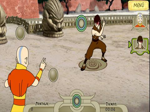 Avatar: La leyenda de Aang - La batalla de los Maestros