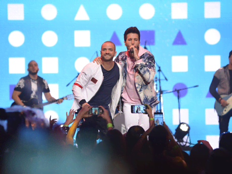Actuaciones en vivo - Kids' Choice Awards Colombia 2017