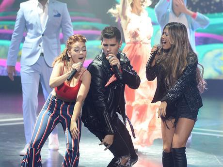 Actuaciones en vivo - Kids' Choice Awards Argentina 2017