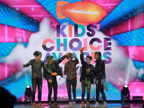 Lo Mejor del Slime - Kids' Choice Awards México 2017