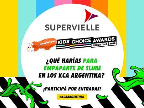 ¡Participá por tickets a KCA Argentina junto a Supervielle!