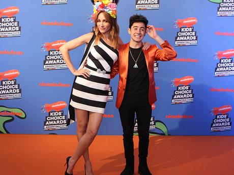 Alfombra Naranja - Kids' Choice Awards Argentina 2018
