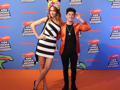 Alfombra Naranja - Kids' Choice Awards Argentina 2018