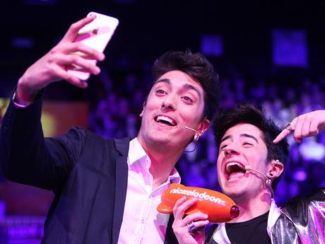 Mira a los ganadores - Kids' Choice Awards Argentina 2018