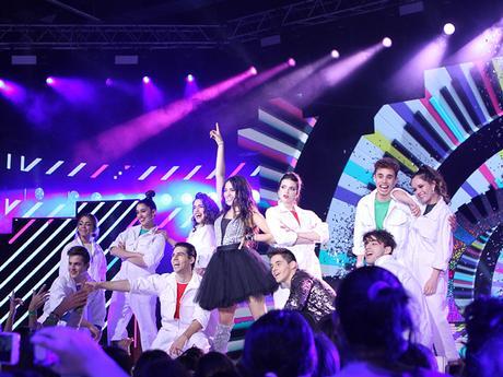 Actuaciones en vivo - Kids' Choice Awards Argentina 2018