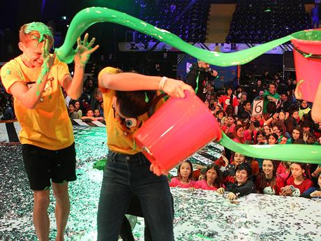 Momentos Slime - Kids' Choice Awards Argentina 2018