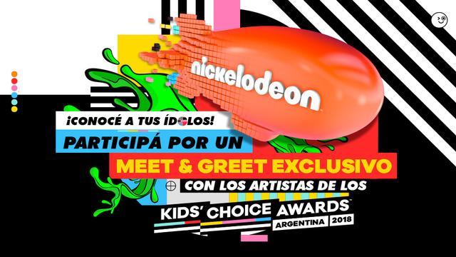 ¡Participá por pases para conocer a tus artistas favoritos de KCA!