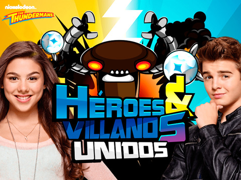 The Thundermans - Héroes y Villanos Unidos