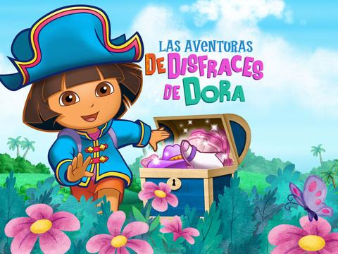 Las Aventuras de Disfraces de Dora