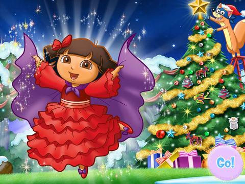 La Aventura Navideña de Dora