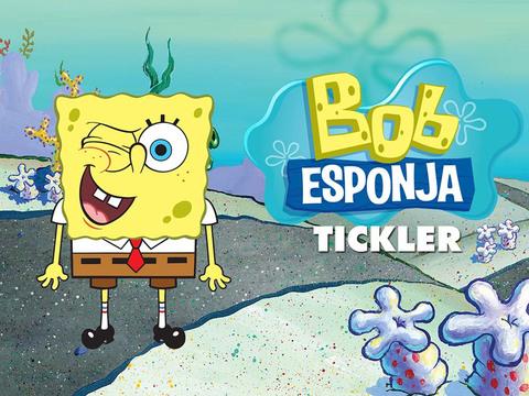 Bob Esponja Tickler