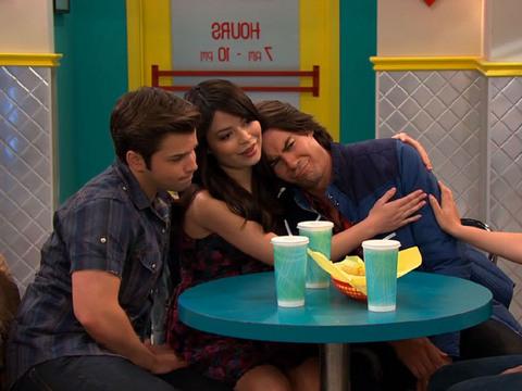 ICARLY | S5 | Episodio 12 | Amigos para Spencer
