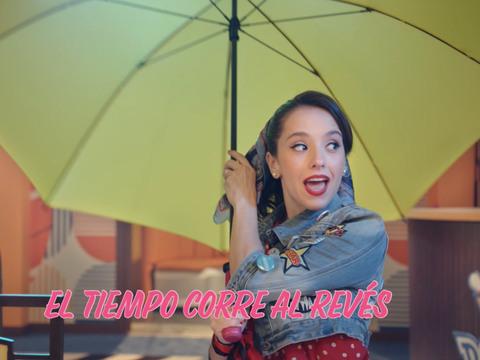 Club 57   Short   Lyric video: El Tiempo Corre Al Revés