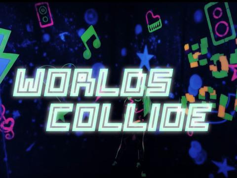 Kally´s Mashup | Short | Worlds Collide - Lyrics