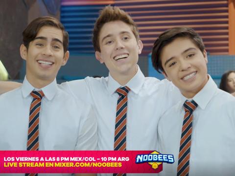 Noobees   Short   ¡Erick es Brandon Figueredo!