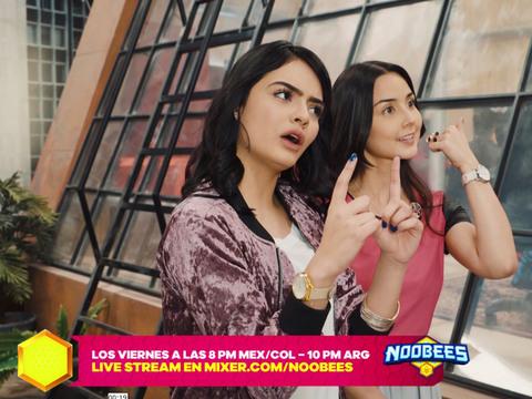 Noobees | Short | Así es Majo Vargas como Ruth