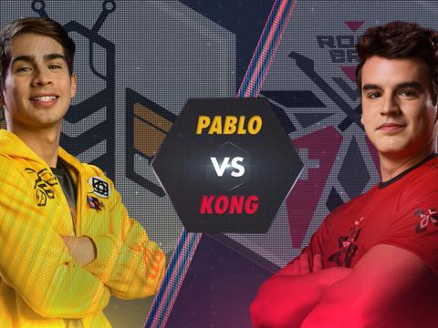 Noobees | Short | Noobees vs. Rockers: Pablo vs. Kong