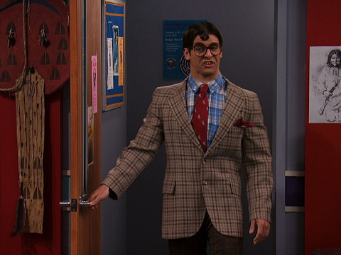Henry Danger | Short | Professor Capitan Man
