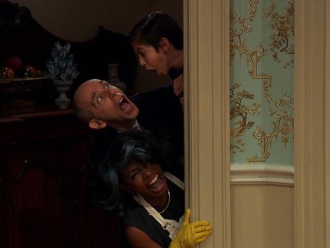 Nicky, Ricky, Dicky y Dawn | Short | Escondidos en una mansión