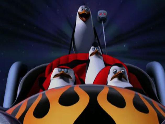 Los Pinguinos de Madasgascar | Short |Actuar con Estilo