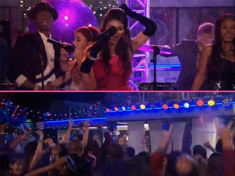 Victorious | Short | Cantando en vivo